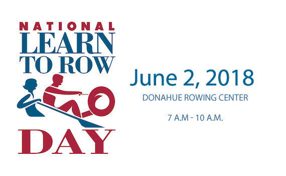 National Learn to Row Day, June 2, 2018