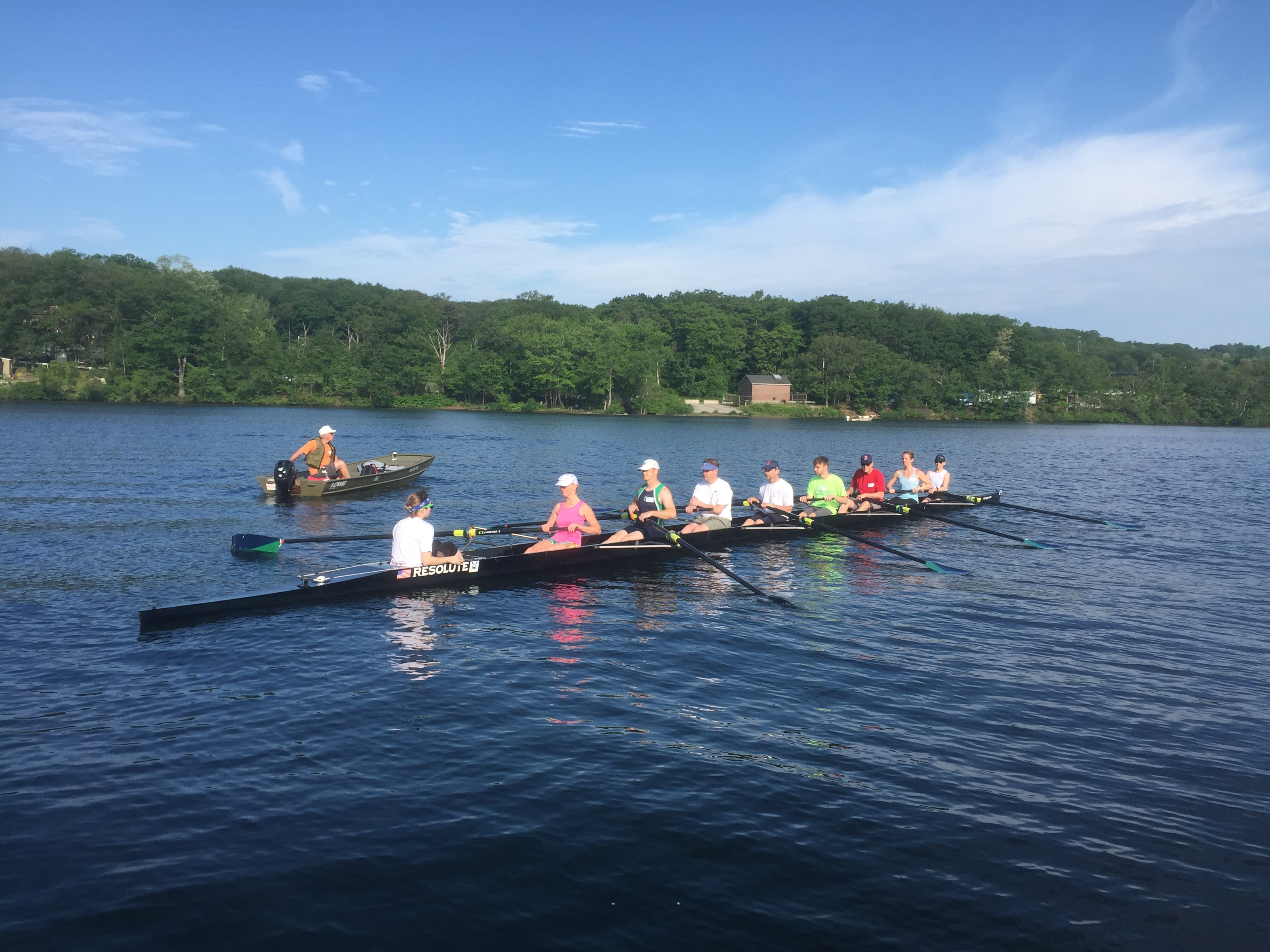 Learn to Row 2018