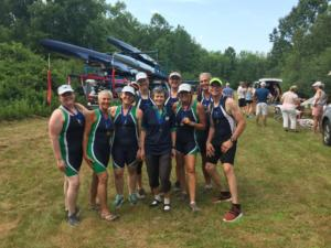 Methuen 2019 Mixed 8+ Gold