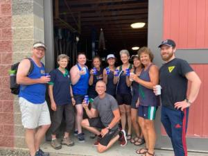 Sweeps and Sculls 2019
